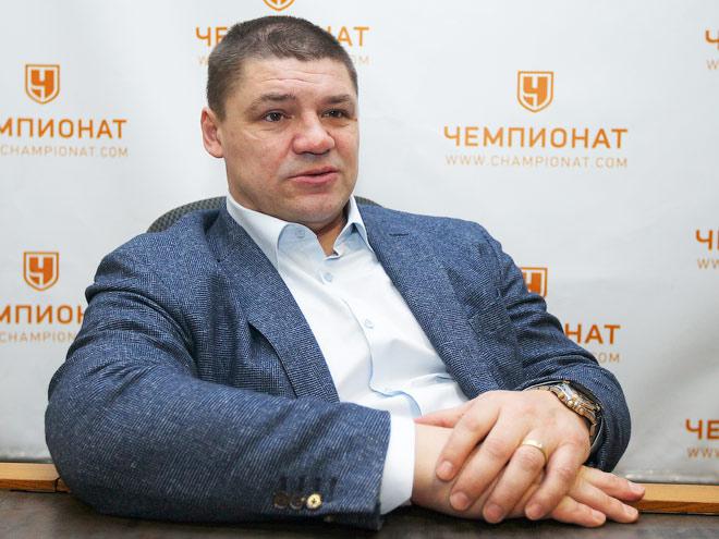 Глава профсоюза игроков КХЛ Андрей Коваленко