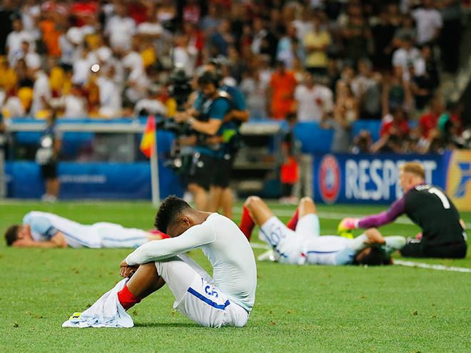 Евро-2016. Италия – Испания, Англия - Исландия. Обзор 1/8 ЧЕ в соцсетях