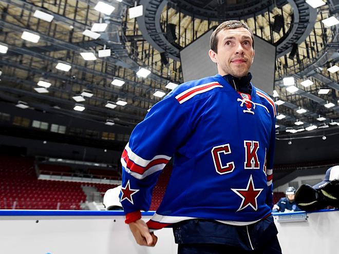 Почему капитаном СКА должен быть Ковальчук, а не Дацюк?