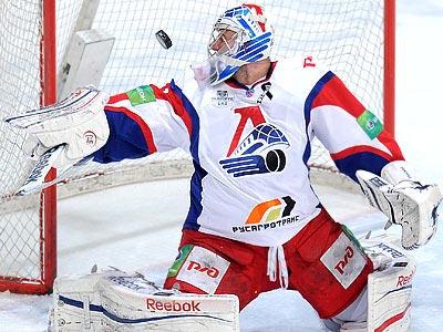 10 лучших игроков недели КХЛ 7-13.10.2013