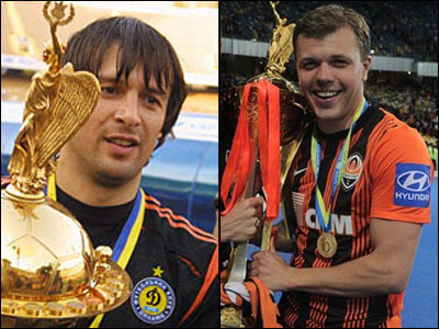 Кто у «Шахтера» и «Динамо» чаще выигрывал Кубок