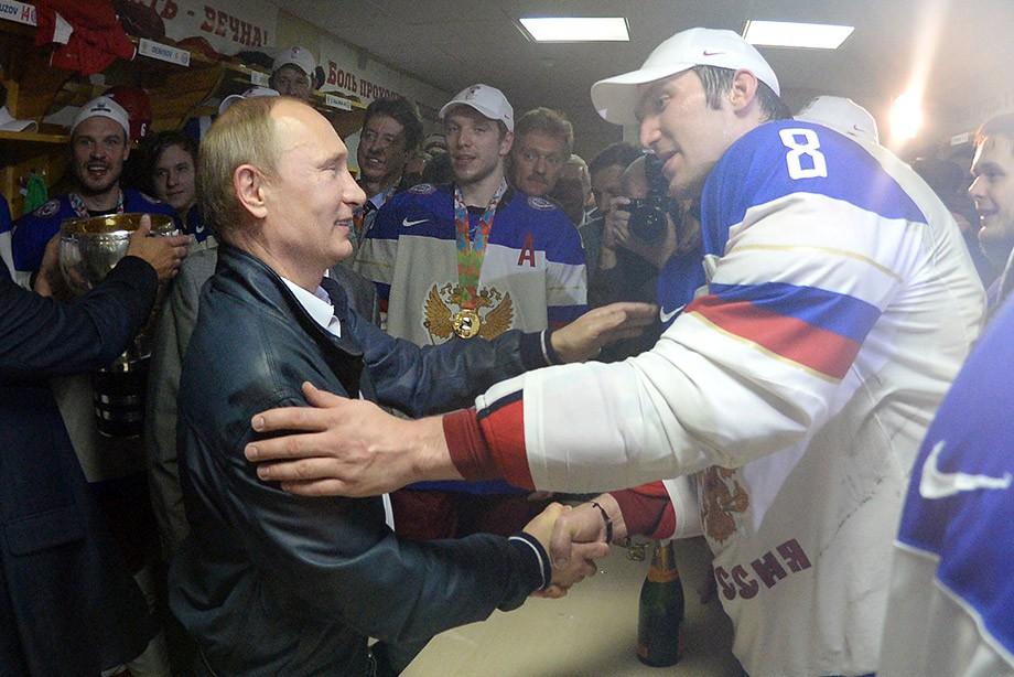 Теперь хоккеисты обязаны выиграть золото Олимпиады