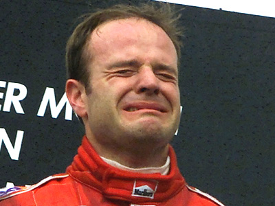 Машина времени: Гран-при Германии-2000