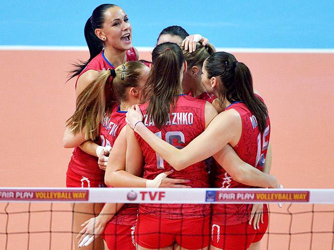 Россиянки вышли в финал евроквалификации на ОИ