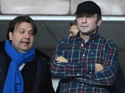 Герман Ткаченко и Сулейман Керимов