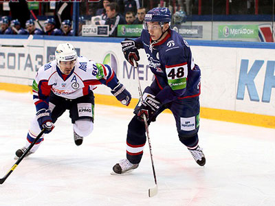 Защитник «Сибирских Снайперов» Иван Глазков – о дебюте в КХЛ