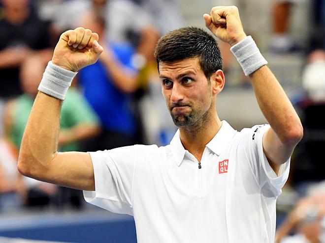 US Open. Джокович и Вавринка — в финале