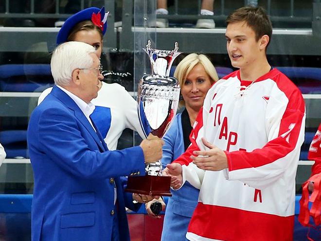 «Спартак» одержал победу в Кубке мэра Москвы