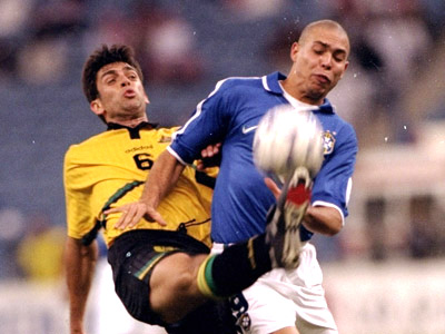 Кубок Конфедераций-1997. Бразилия — Австралия