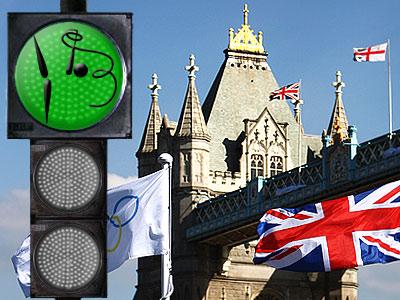 """""""Лондонский светофор"""". Художественная гимнастика"""