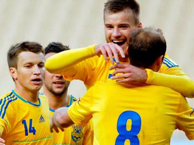 Игроки сборной Украины о матче с поляками