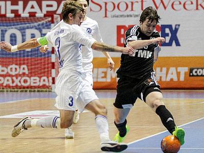 20-й тур чемпионата России по мини-футболу