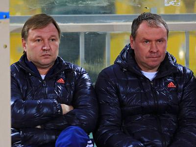 Юрий Калитвинцев и Геннадий Литовченко