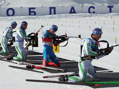 Владимир Семаков выиграл марафон на чемпионате России