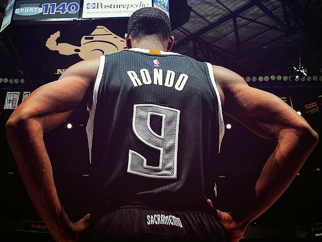Рондо установил рекорд «Кингз», раздав 20 передач в одной игре
