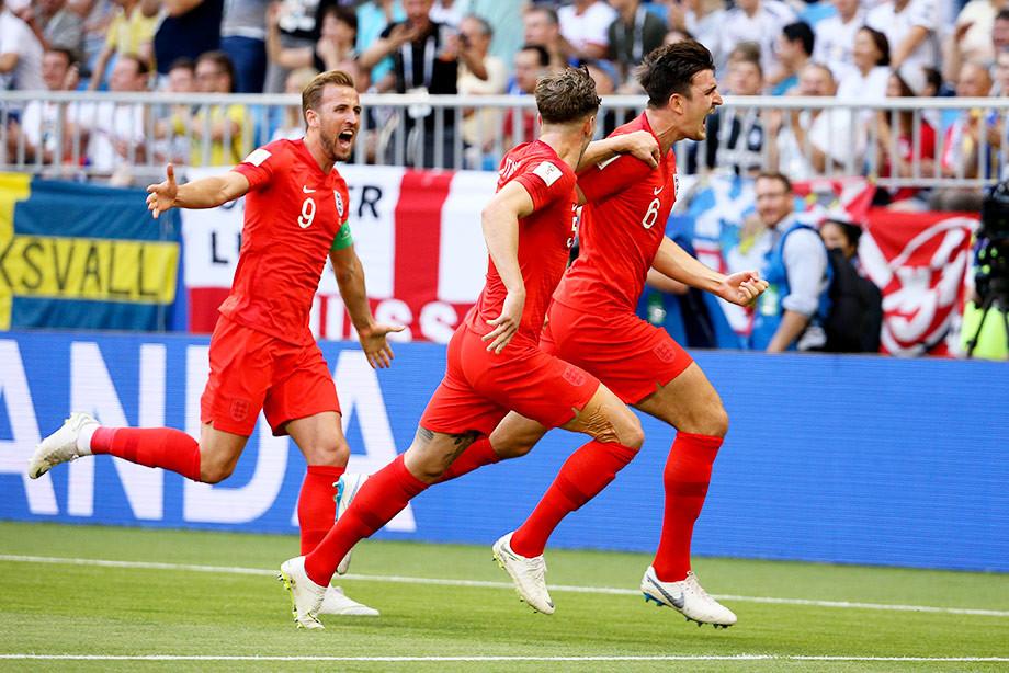 ЧМ-2018. Швеция — Англия — 0:2