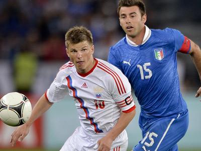 Россия — Италия — 3:0