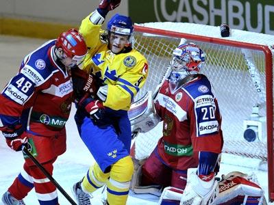 Россия вновь проиграла Швеции – в этот раз на Шведских играх
