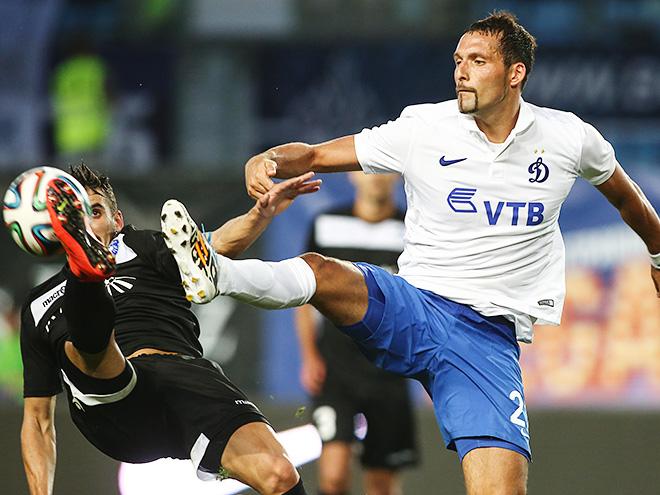 «Динамо» порадовало не результатом, но игрой