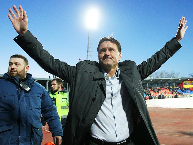 Аленичев, Якин о победе «Арсенала» над «Спартаком»