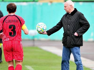 Тренер «Волыни» впервые будет соперничать с «Динамо»