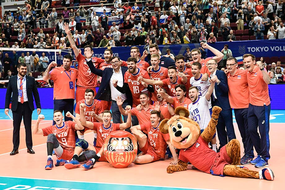 Как сборная России провела победный отбор на Олимпиаду-2020