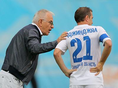 Гаджи Гаджиев и Руслан Аджинджал