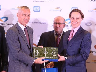 Протасов, Любарский и Воробей приехали в Киев