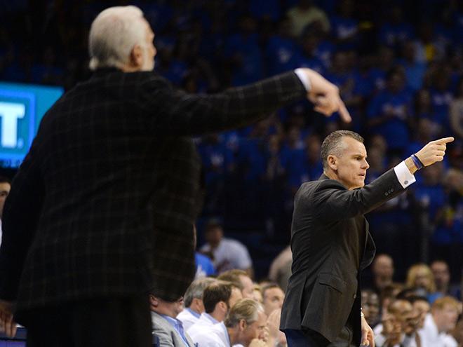 «Оклахома-Сити» пребывает в шаге от выхода в финал плей-офф НБА