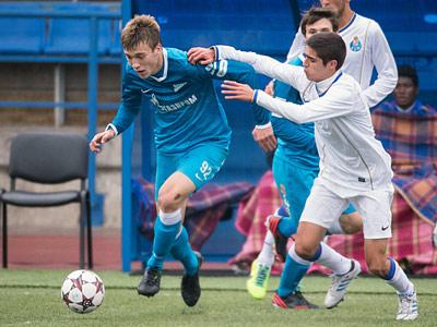 Юношеская лига УЕФА. «Зенит» – «Порту» - 1:2