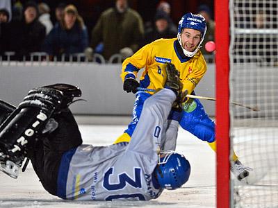 Швеция — Россия — 7:5