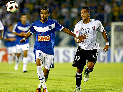 Фиаско бразильцев в Кубке Либертадорес