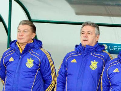 Андрей Баль о ближайших матчах сборной Украины