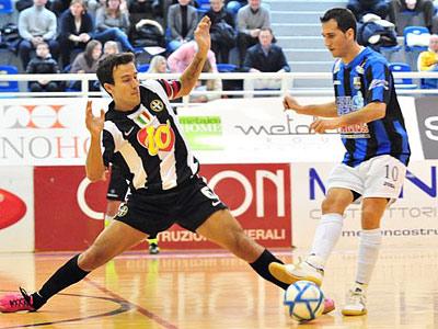 В Италии состоялся 18-й тур мини-футбольного чемпионата