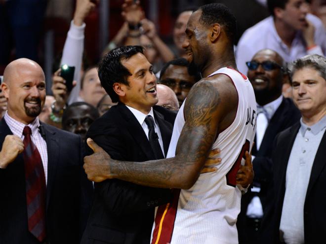 Тактические решения Споэльстры отразились на НБА