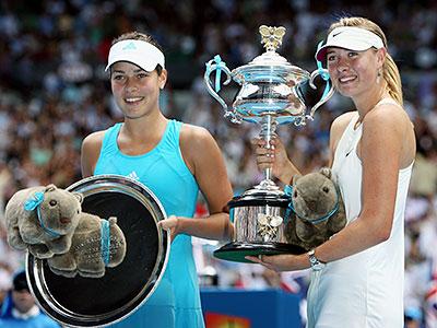 Самые памятные матчи Australian Open. Женщины