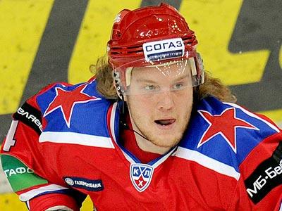 Сергеев: очень хочу закрепиться в ЦСКА