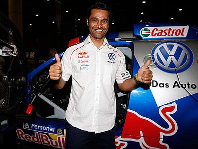 """Аль-Аттия: я на """"Фольксвагене"""" в WRC – это мечта"""