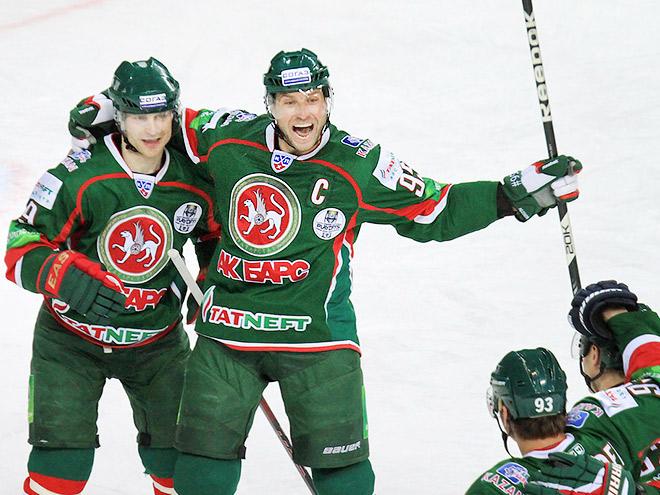 Символическая сборная КХЛ. «Ак Барс»