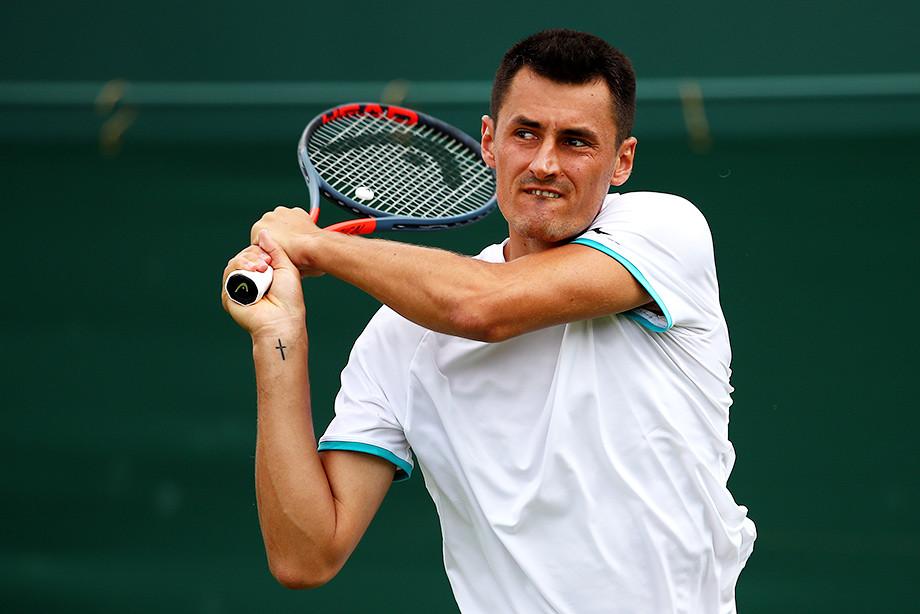 Австралийского теннисиста лишили призовых