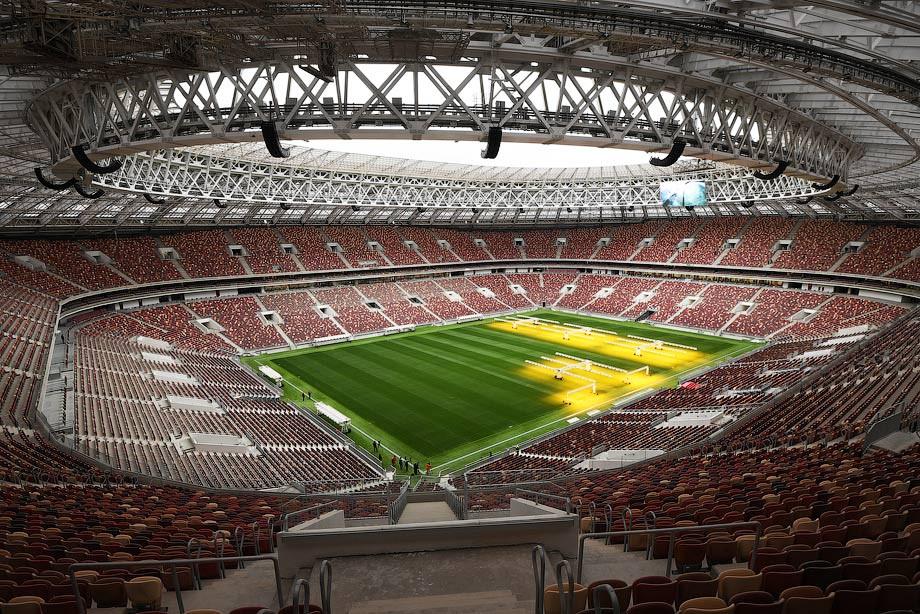 Стадионы чемпионата мира 2018 на сегодня фото