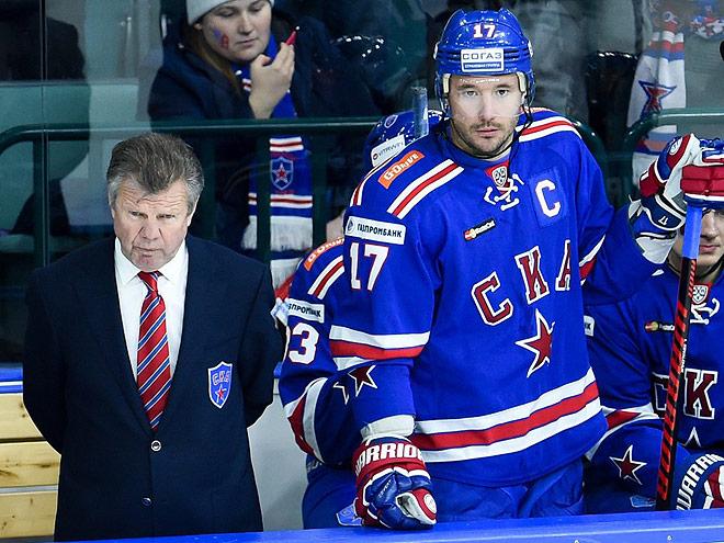 Пётр Воробьёв и Илья Ковальчук