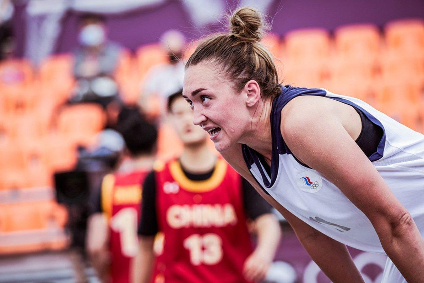Олимпиада-2020, баскетбол 3х3: женская сборная России разгромила Китай и встретится в финале с США