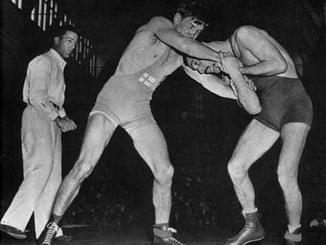Борец Дзнеладзе не пошёл на сделку с совестью на Олимпиаде в Мельбурне