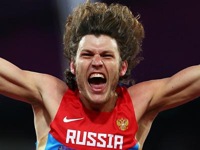 Лондон-2012. Иван Ухов стал олимпийским чемпионом по прыжкам в высоту