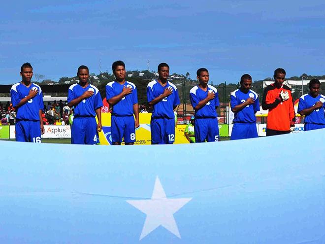 Вануату — Федеральные штаты Микронезии — 46:0