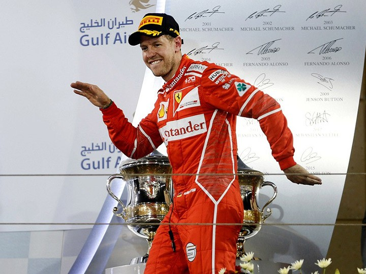 Оценки пилотам за Гран-при Бахрейна Формулы-1