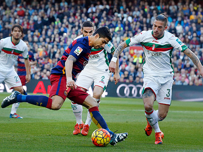 «Барселона» в шаге от чемпионства