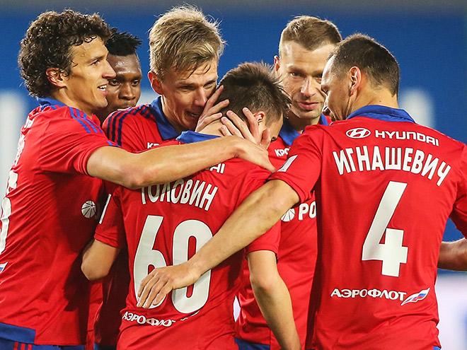 ЦСКА — «Краснодар» — 3:1