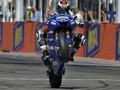Обзор Гран-при Сан-Марино MotoGP-2012 в Мизано